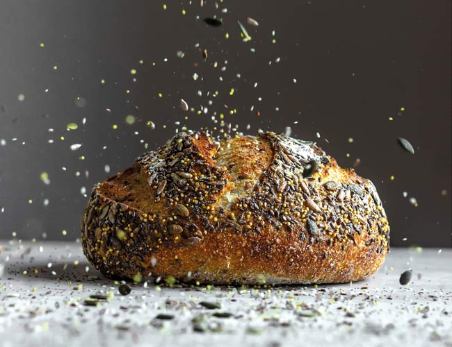 Vickys Organic Bread