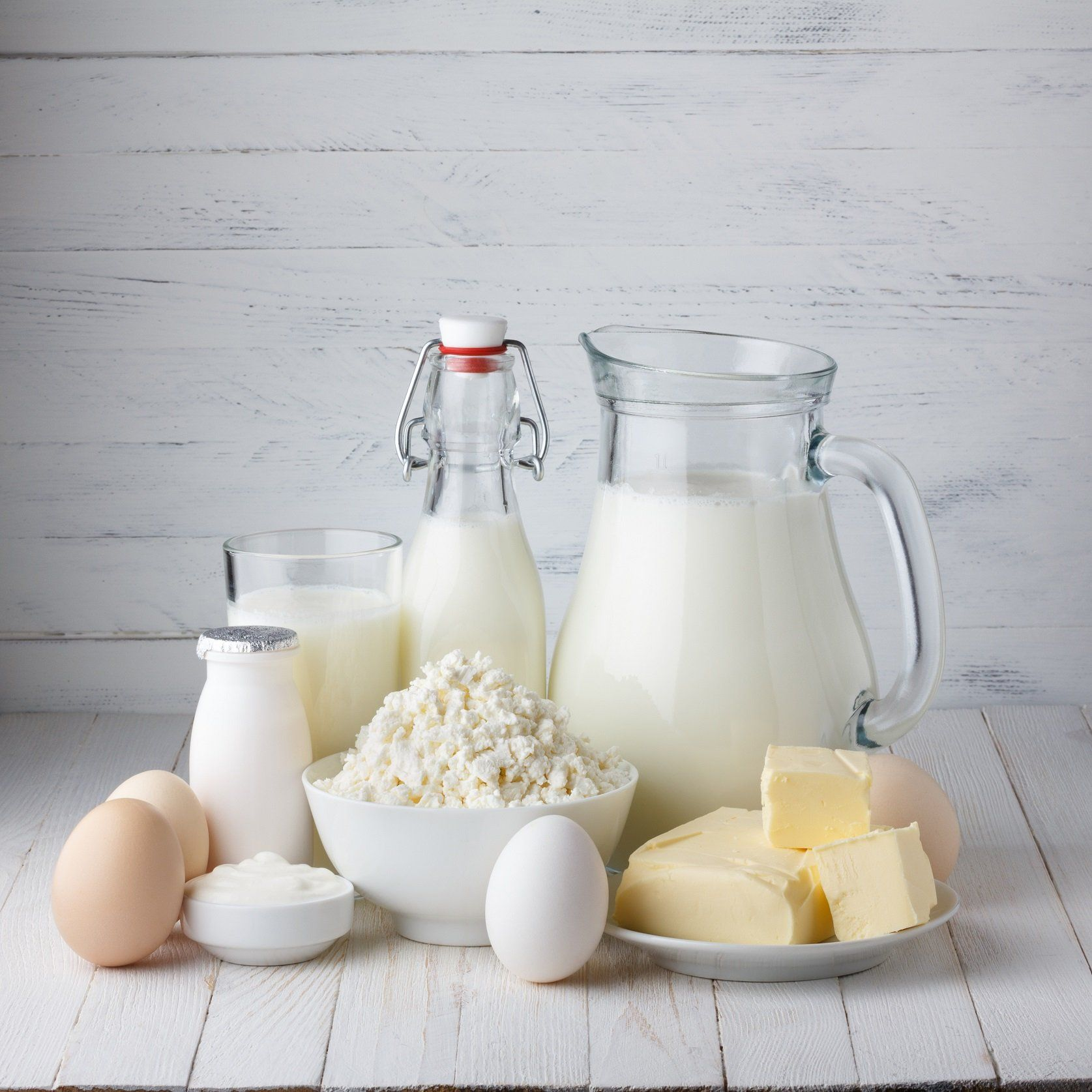 Dairy, Cheeses & Eggs
