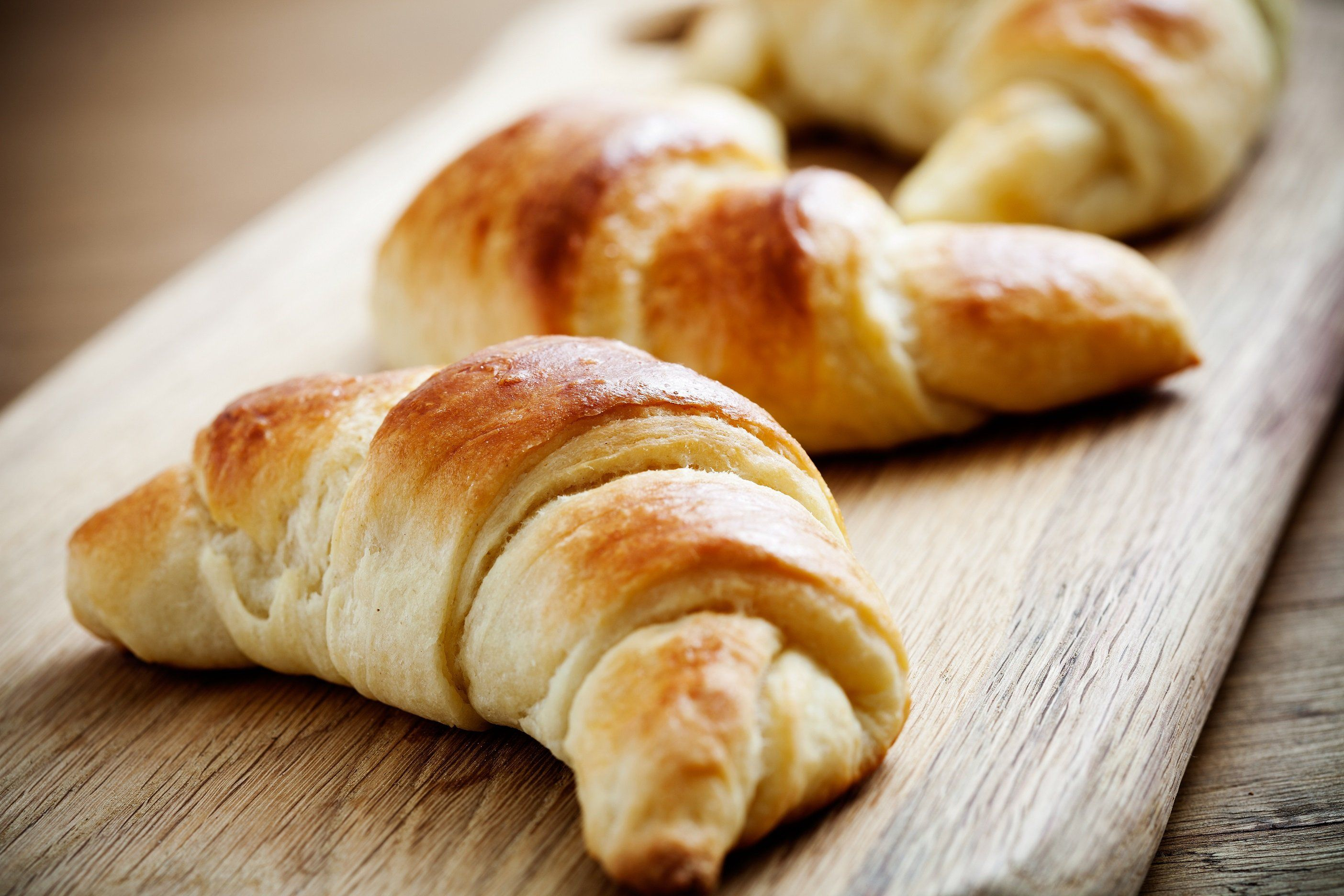 Breakfast Pastries & Museli