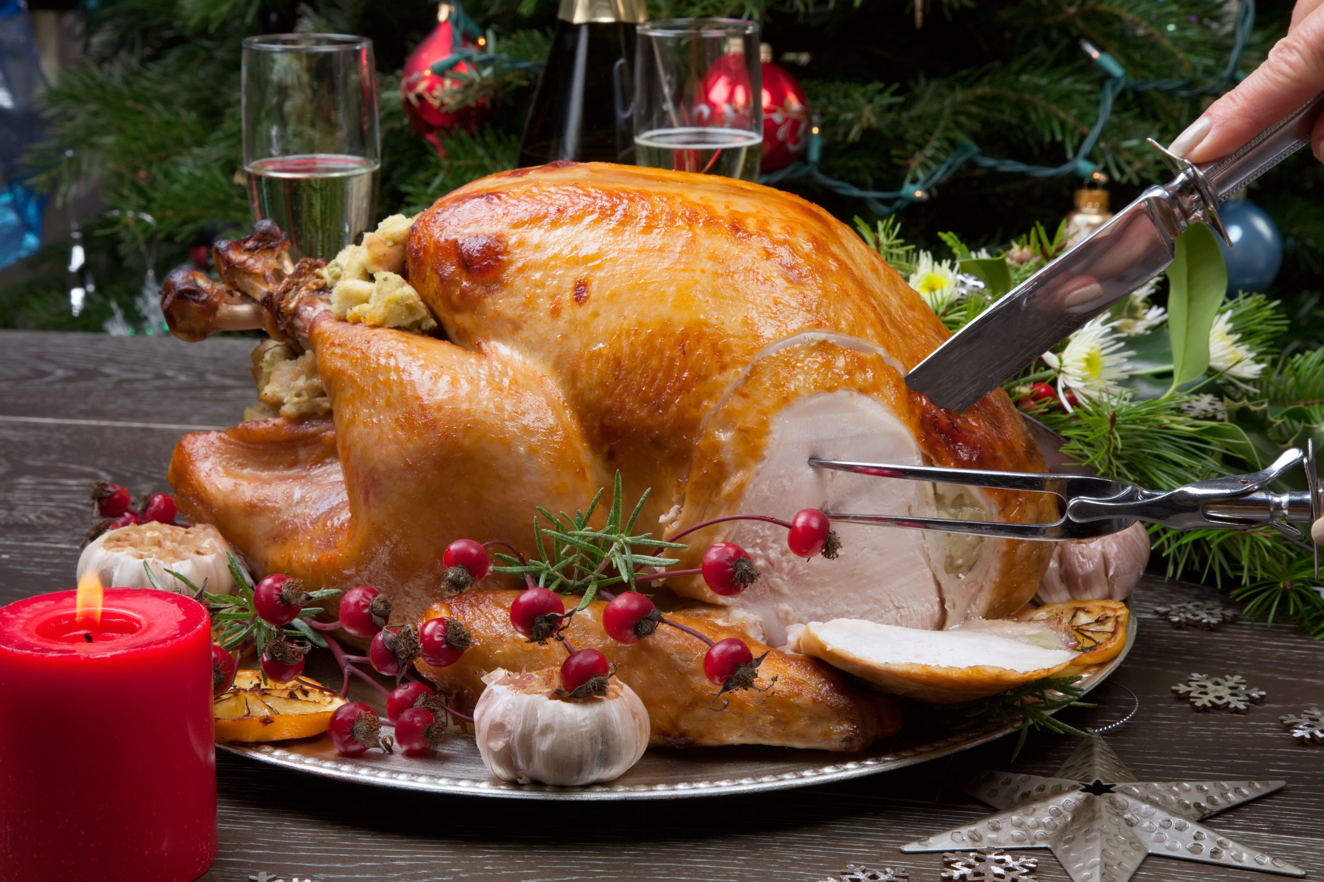 Free Range Cornish Turkeys