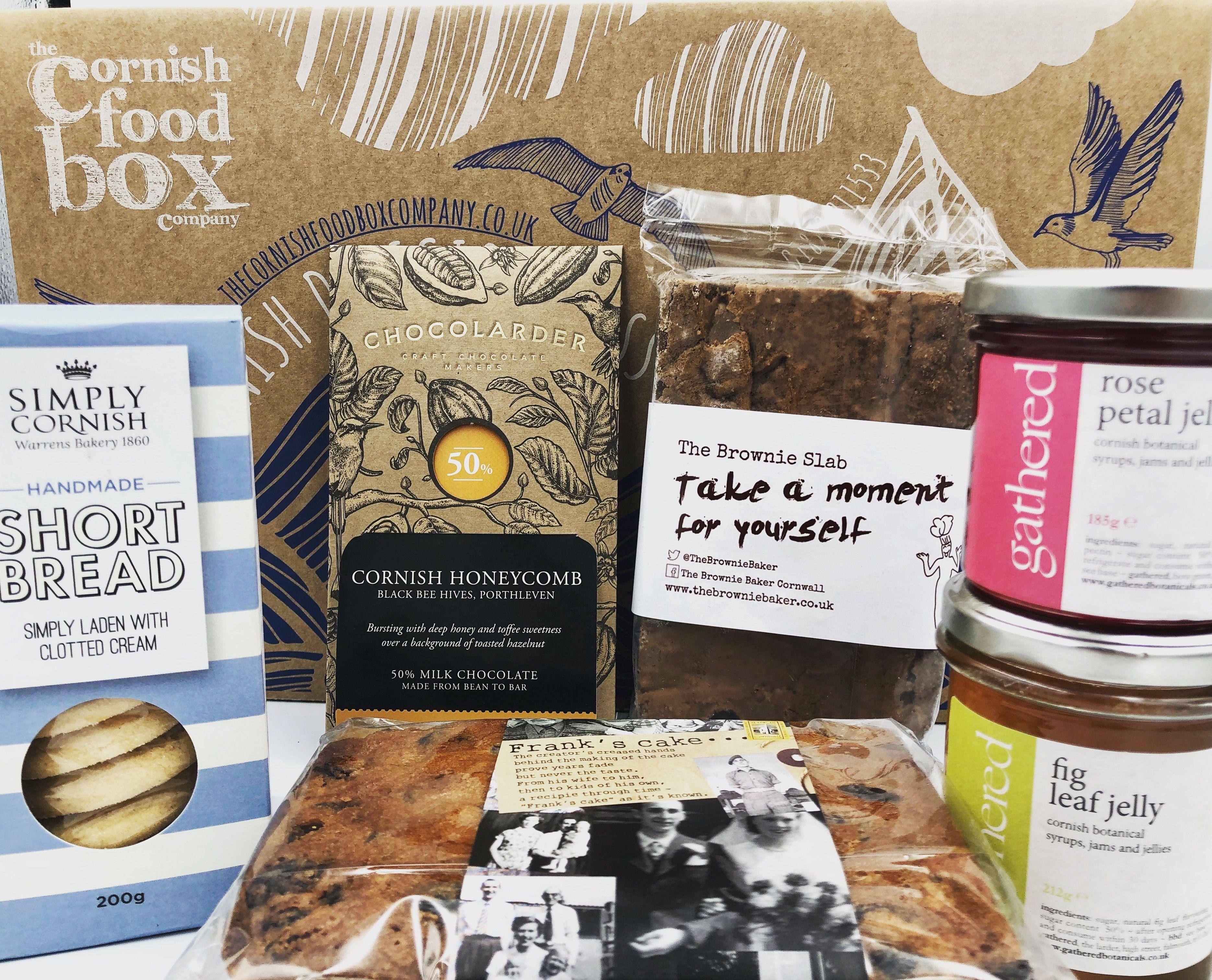 Cornish Hampers Hampers Gifts The Cornish Food Box Company