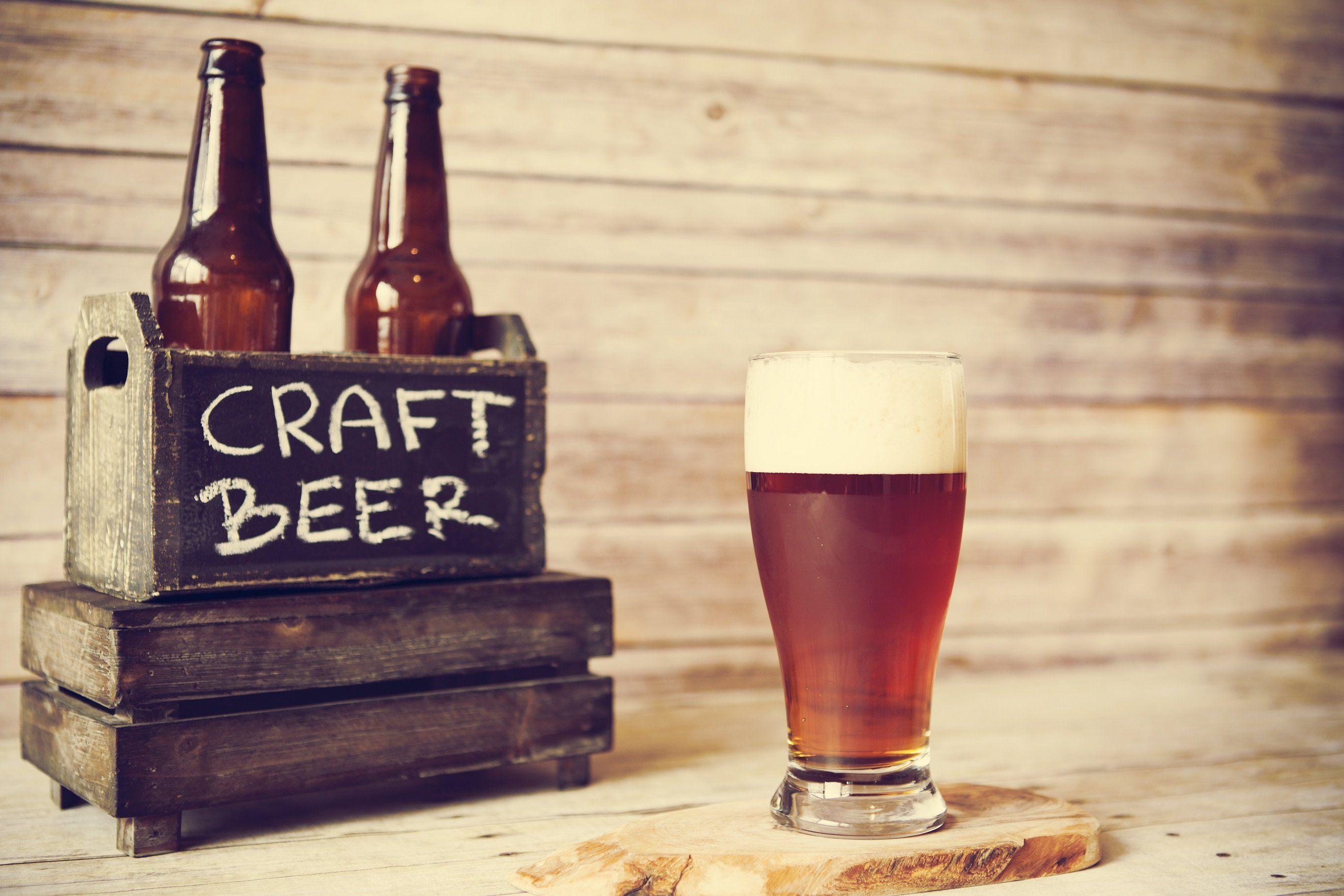 Beer, Ales, Lagers