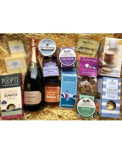 Luxury Cornish Food Hamper £100