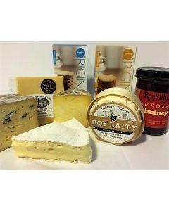 Cornish Cheese Box