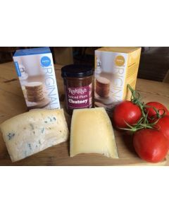 World Champions Cheese & Chutney Box