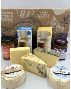 Cornish Cheese Hamper - Medium