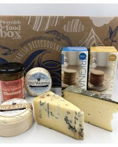 Cornish Cheese Hamper - Small
