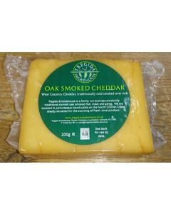 Tregida Smoked Cheese 200g