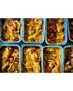 Sam's Chicken and Chorizo Casserole