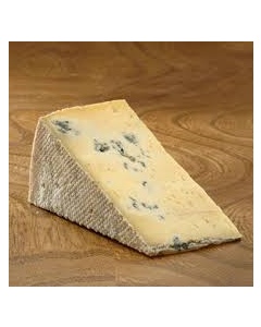 Cornish Blue Cheese Wedge 200g