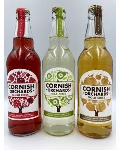 Cornish Orchard Fruity Cider Gift Pack