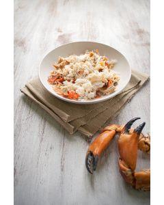 Cornish Picked White Crab Meat - Deli Pot 125g