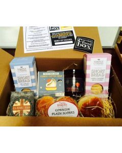 Cornish Cream Tea in a Box