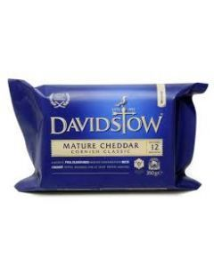 Davidstow Cheddar Cheese - Mature 200g