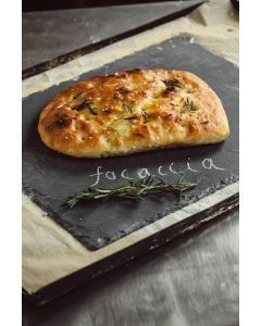 Focaccia - Rosemary & Sea Salt - Small