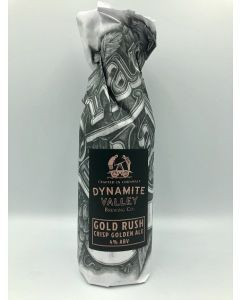 Dynamite Valley Gold Rush Ale 500ml