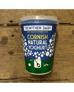 Trewithen Natural Yogurt 400ml