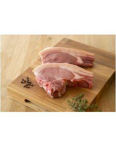 Free Range Pork Chops, 2 pack