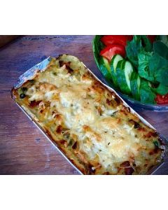Sam's Vegetable Lasagne