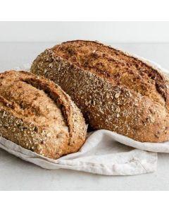 Baker Tom Seeded Sourdough - Large