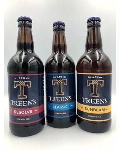 Treen Brewery 3pk Ales