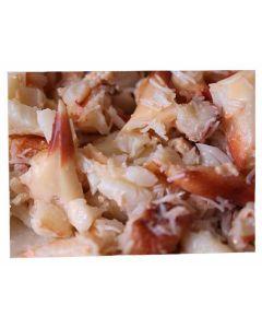 Cornish Picked White Crab Meat 250g
